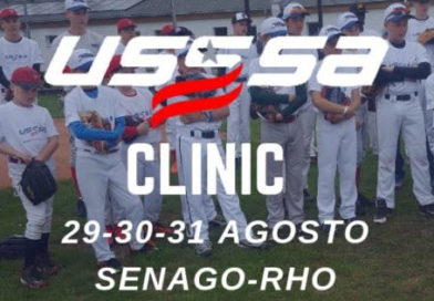 Clinic Baseball con Ex Major League