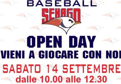 Sabato 14 settembre Open Day