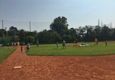 Successo per l'Open Day del SenagoBaseball
