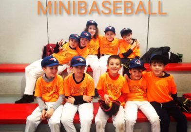 Minibaseball campionato indoor